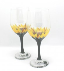 Sunflower surround pair Oversize