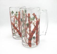 Mug Bamboo Pair