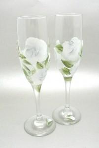 Rose White pair