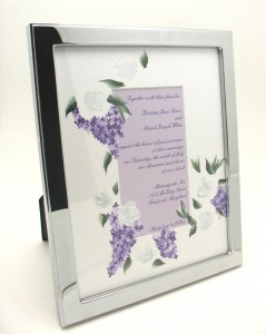 Rose and lilac front