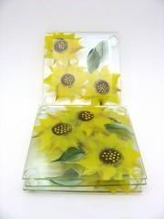 Sunflower stack
