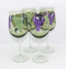 Green tint grapes
