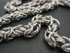 BA weave close up