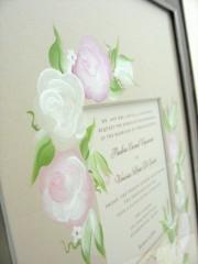 Blush rose top