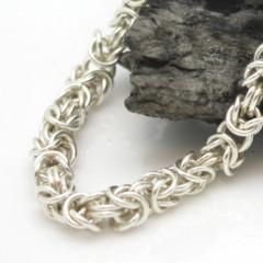 byzantine chainmaille jewelry