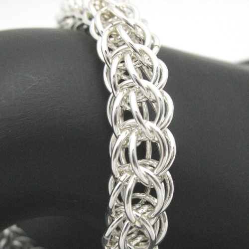 persian chainmaille jewelry